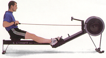 concept ii rowing machine for sale
